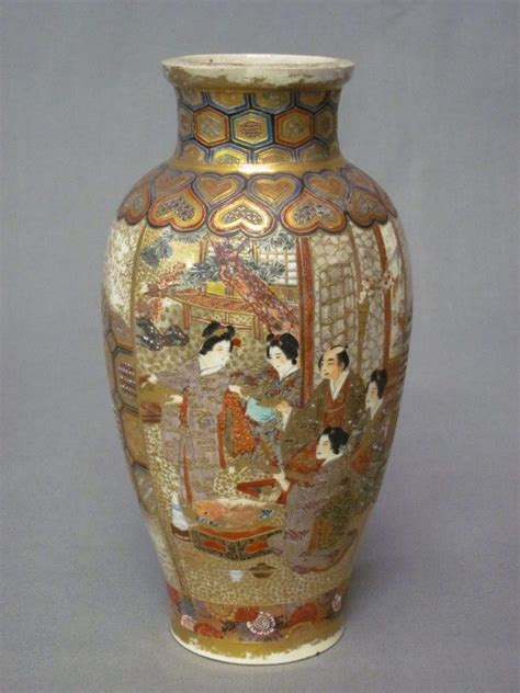 royal satsuma vase satsuma ware catalogue for our antique and