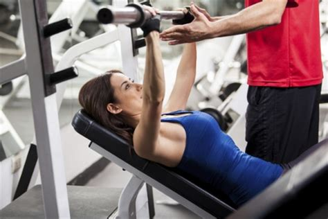 bench pressing for women breast reduction exercises