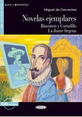 novelas ejemplares vol 1 novelas ejemplares niveau 1