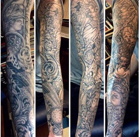ashlyn harris tattoos ashlyn harris arm sleeve tattoos