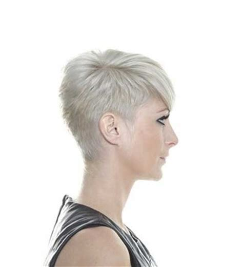side view of pixie hairstyles best pixie cut side view pixie cut 2015