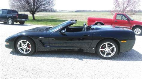 auto body repair training 2001 chevrolet corvette head up display purchase used 2001 chevy corvette ls1 convertible in lawrenceville illinois united states