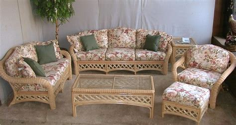 wicker couch indoor jaetees wicker wicker furniture replacement cushions and