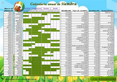 Garden Bench Table by Calendario De Siembra De Verduras Y Hortalizas Buscar