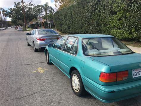 Honda Accord 4 Door by 1993 Honda Accord Dx 4 Door For Sale Honda Accord 1993