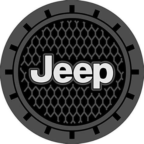 Auto Coaster Jeep Logo by Buy Jeep Coasters Jeep Nation