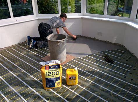 underfloor heating laminate flooring fivhter com