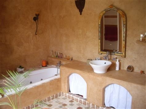 Exceptionnel Modele De Salle De Bain Marocaine #2: photo-decoration-déco-salle-de-bain-marocaine-6.jpg