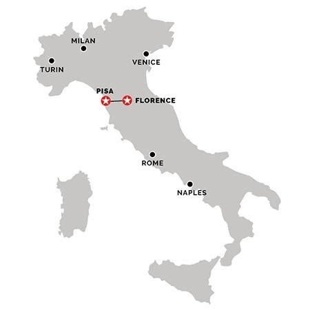 best way to get from rome to florence from florence to pisa italiarail