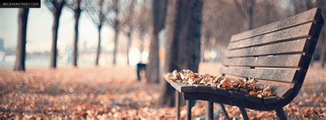 park bench covers search results for autumn