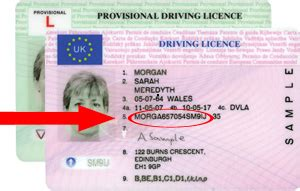 Car Rental In Usa Uk Driving Licence Q874 Now That The Paper Counterpart To My Driving Licence
