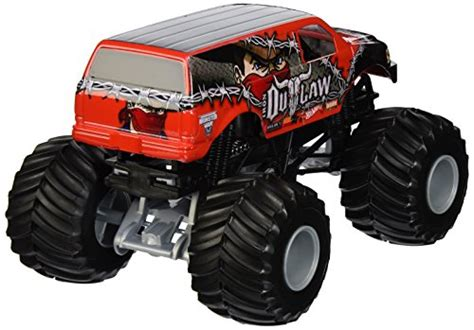 how does truck jam last wheels jam iron outlaw die cast vehicle 1 24