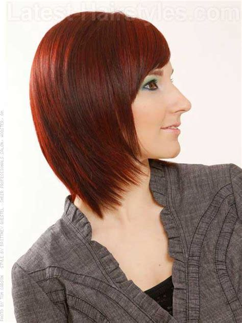 layered top and tapered side haircuts 10 tapered bob hairstyles bob hairstyles 2017 short