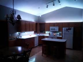 Kitchen Light Led Hitlights Customer Projects Rick S Ambient Led House