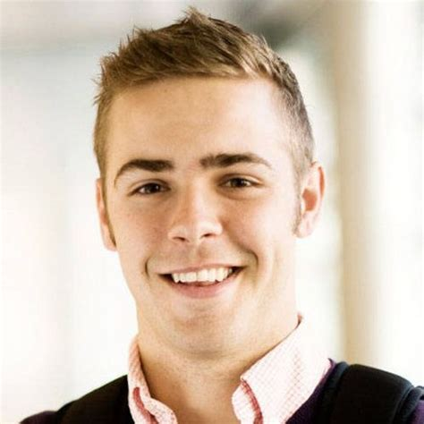 mens hairstyles for round faces 2014 stylish preppy school boy short mens hairstyles round