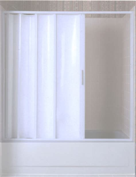 Plastic Folding Shower Doors Plastic Shower Doors