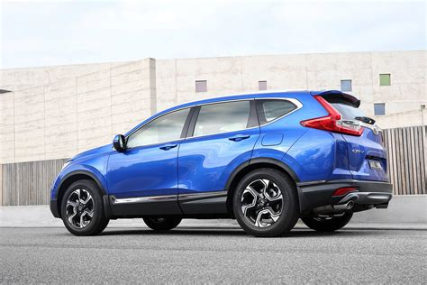 All New Honda Crv 2018 by 2018 Honda Cr V Review Wheels