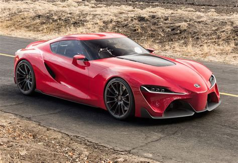 How Much Is The Toyota Ft1 Mkv 2017 Toyota Supra Photoshops Renders Supramkv