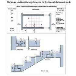 baurechtlich notwendige treppe treppen beton wiki