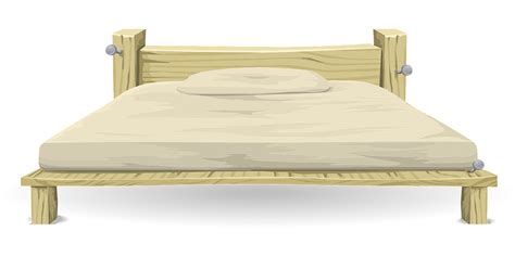 free beds free to use public domain bed clip art
