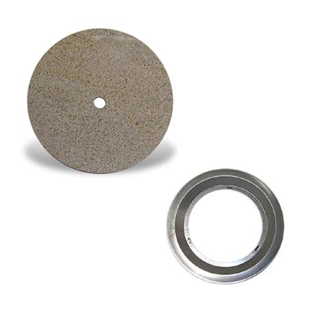 pit insert ring pit sunset gold granite insert with adaptor ring