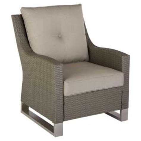 hton bay broadview patio club chair in sunbrella