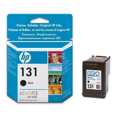 Toner Ori Hp 131 hp 131 black inkjet print cartridge c8765he