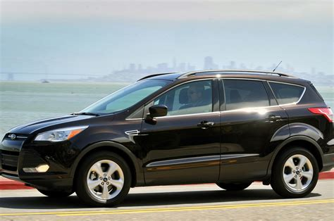 Ford Escape 2013 Reviews by 2013 Ford Escape Reviews And Rating Motor Trend