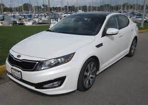 2012 Kia Optima Review 2012 Kia Optima Review Green Or By Larry Nutson