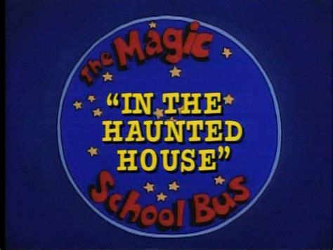 magic school bus haunted house the magic school bus in the haunted house original 1994 version lost media archive fandom