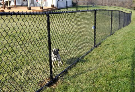 chain link fence fencing concord stoneworks