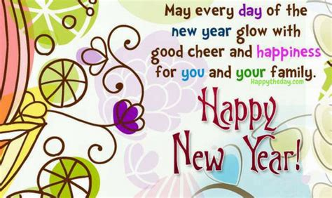 happy new year 2018 wishes quotes and messages