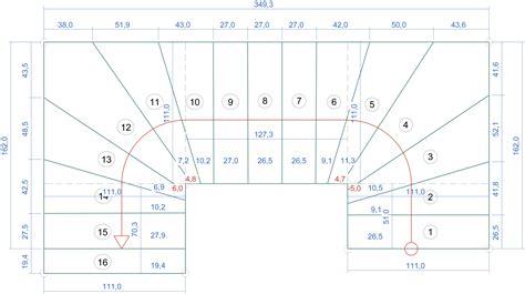 technische zeichnung treppe frisch 30 treppe berechnen swappingtons wohndesign