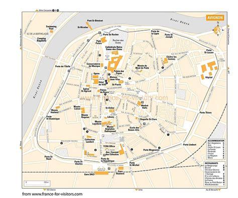 map of avignon avignon map and avignon satellite image