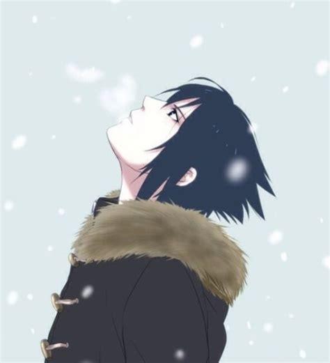anime boy cold pin sasuke is on