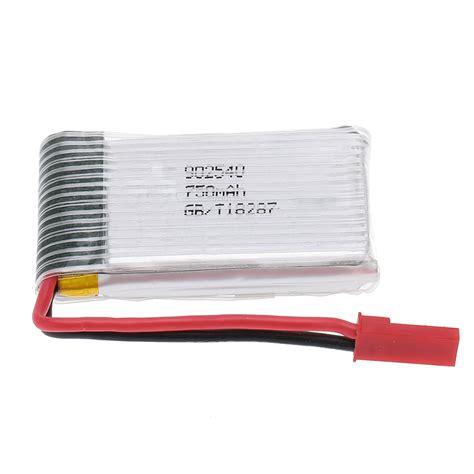 Battery 750mah 37v For X300c X400 X800 Rc Parts mjx x400 part 3 7v 750mah lipo battery for mjx x400 v2 x300c x800 rc quadcopter rcmoment