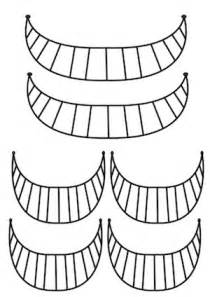 cheshire cat s face disney coloring page coloring pages - Cheshire Cat Smile Coloring Pages