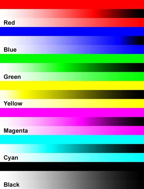 color test color printer test page endearing inspiration