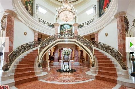 $18.95 Million Opulent French Inspired Mansion In Beverly