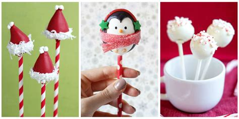 11 easy christmas cake pop ideas best christmas cake pop