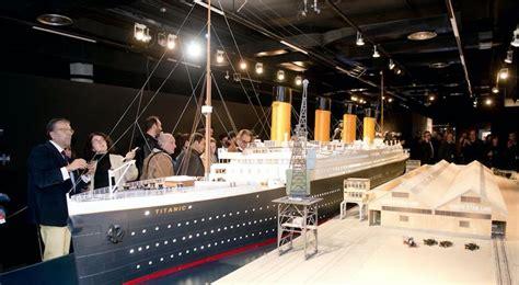 titanic 2020 las tres maquetas de barcos haz tu propia maqueta del 225 nic