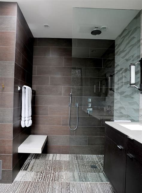 ideas for modern bathrooms modern small bathroom tile ideas home design ideas