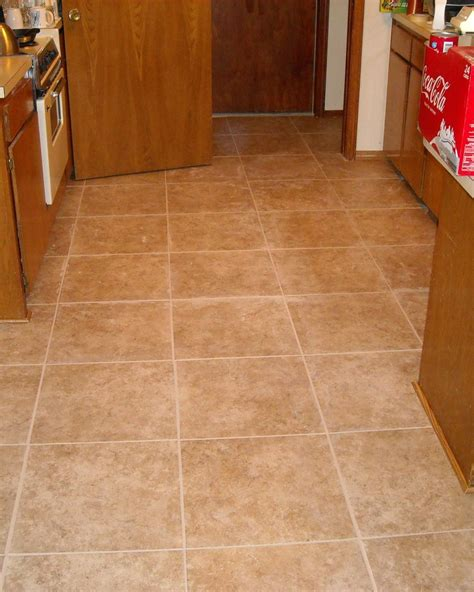 Tile Floor On Concrete Slab by How To Install Tile A Concrete Slab Foundation