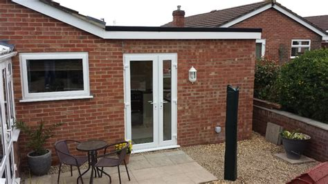 Hip Roof Colonial House Plans Bungalow Flat Roof Kitchen Extension Modern South West