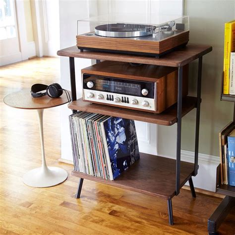 record player storage 25 best ideas about hifi stand on pinterest record