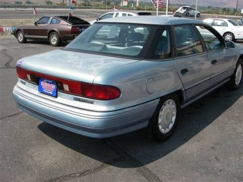 how cars work for dummies 1992 mercury sable electronic valve timing 1992 mercury sable information and photos momentcar