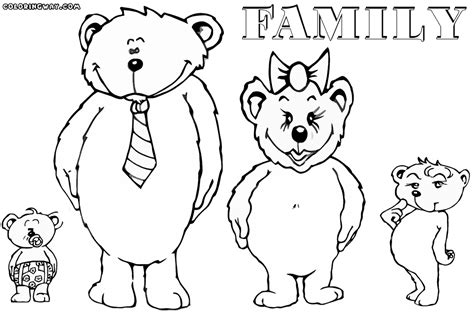 animal family coloring page family coloring pages animals family best free coloring