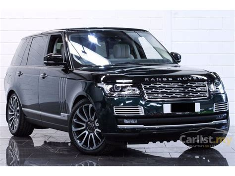 land rover autobiography 2016 land rover range rover 2016 supercharged svautobiography