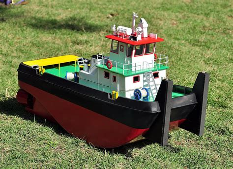 rc tug boat springer tug rc boat model kit in model building kits from
