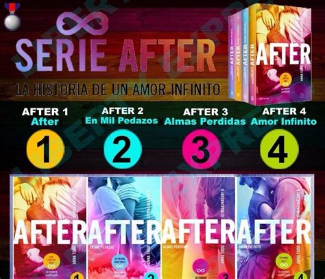 after libro pdf saga after anna tood landon pdf 7 libros bs 140 000 00 en mercado libre